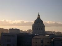 City Hall, Nearing Sunset