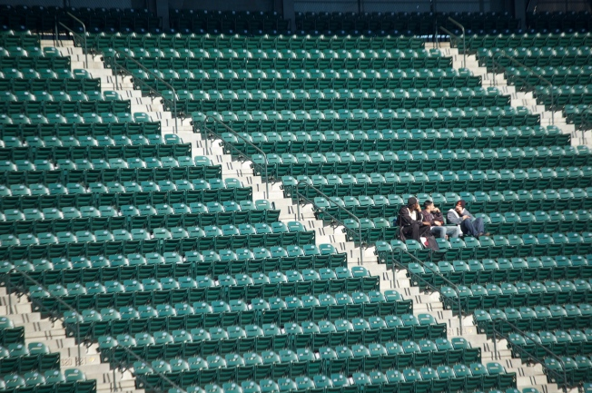 Where Have All the Giants Fans Gone?