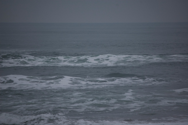 Grey Study 0276: Ocean Beach, San Francisco, 2 February 2013