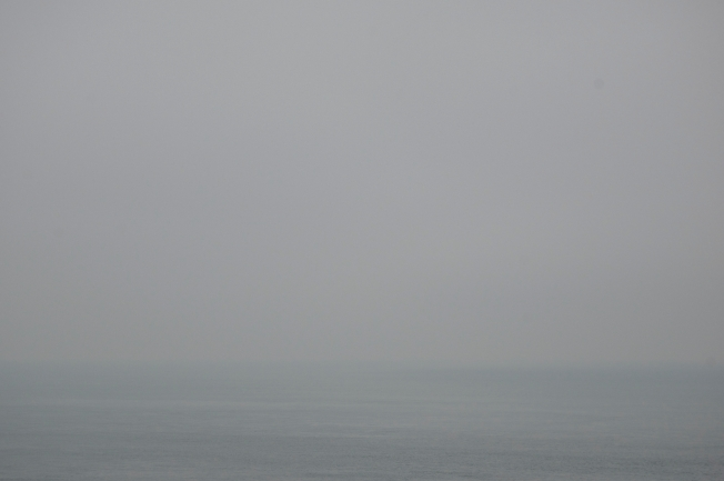 Grey Study 0044: Ocean Beach, San Francisco, 2 February 2013
