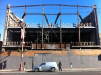 Gutting an Old Movie Palace to Replace with Apartments on Mission Street