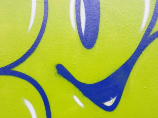 Blue & Green #3