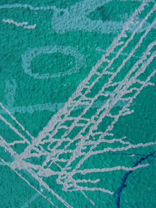 Blue & Green #33