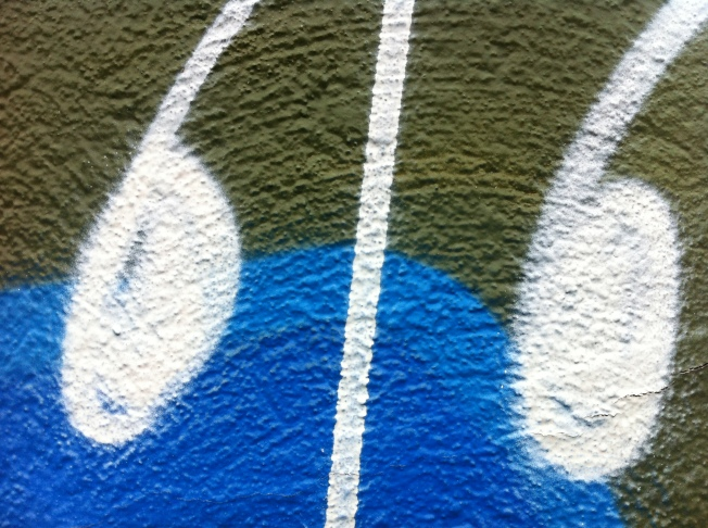 Blue & Green #9