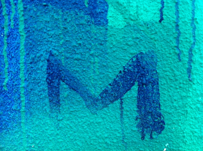 Blue & Green #18