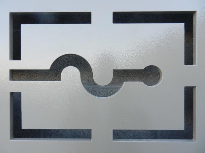 Weird Symbol Thingie Near Exploratorium, San Francisco