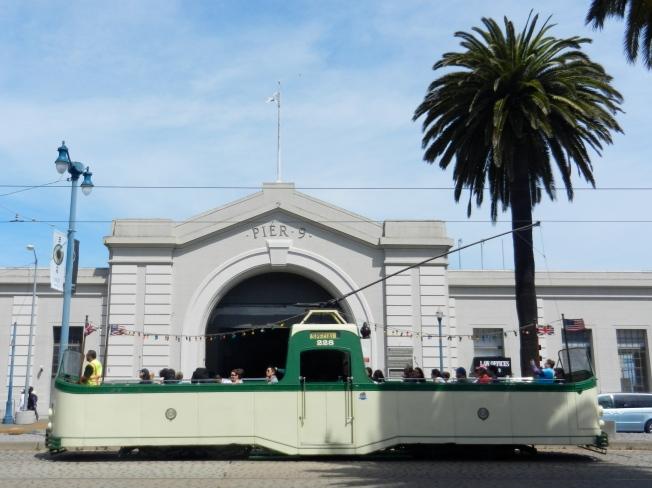 The Blackpool. San Francisco, California, 13 April 2013