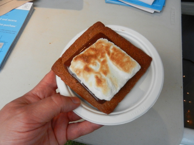 Gourmet S'more, Outside Lands Festival