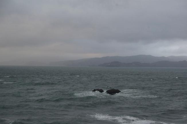San Francisco & The Marin Headlands, 17 October 2013