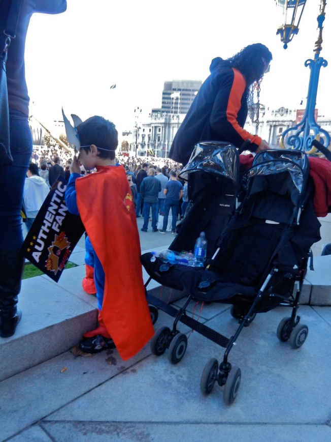 Superman Didn't Get Much Attention Today