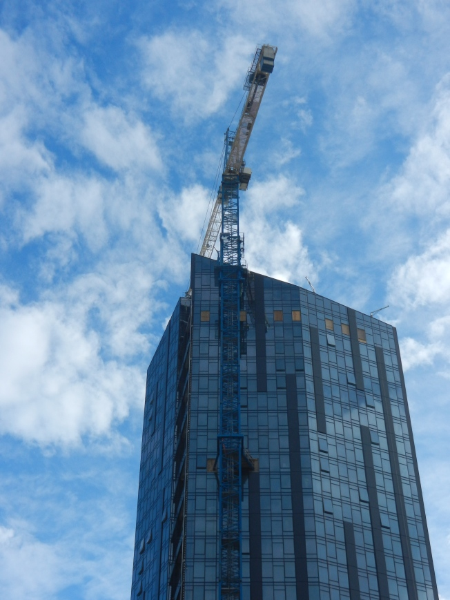 Windows, Reflections, and Sky II, San Francisco, CA