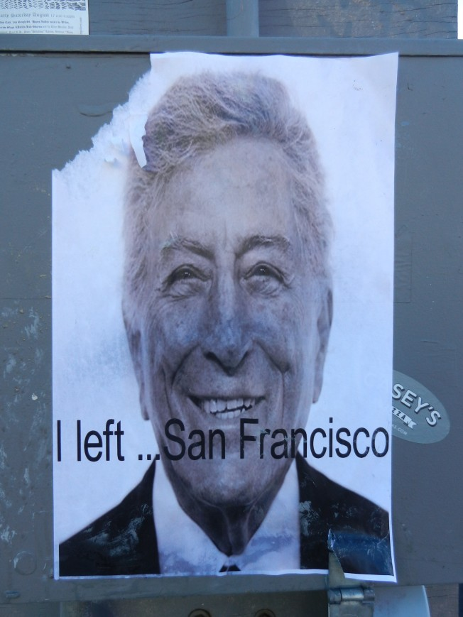 I Left...San Francisco