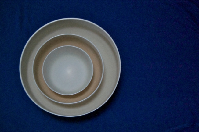 White & Blue Series, 9 February 2014. The Bowls.