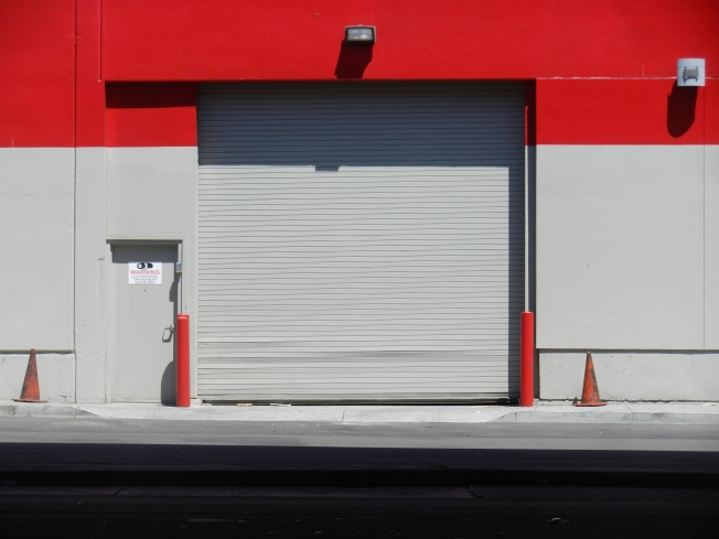 Red, White & Black, 13th Street, San Francisco, 16 August 2014