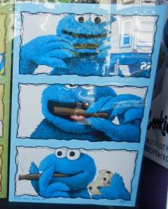 Mmmm! Tastes Good With Cookie!