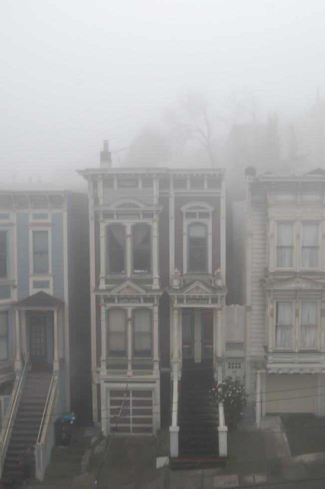 San Francisco, California, 10 November 2014, 6:38 a.m.