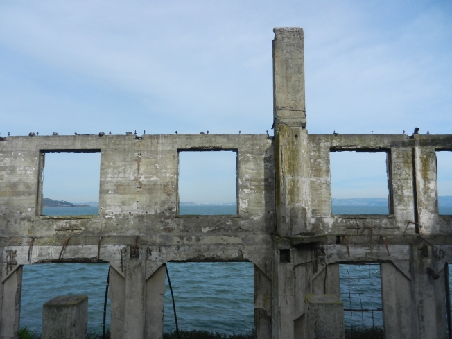 Given that Alcatraz was supposed to be impregnable...