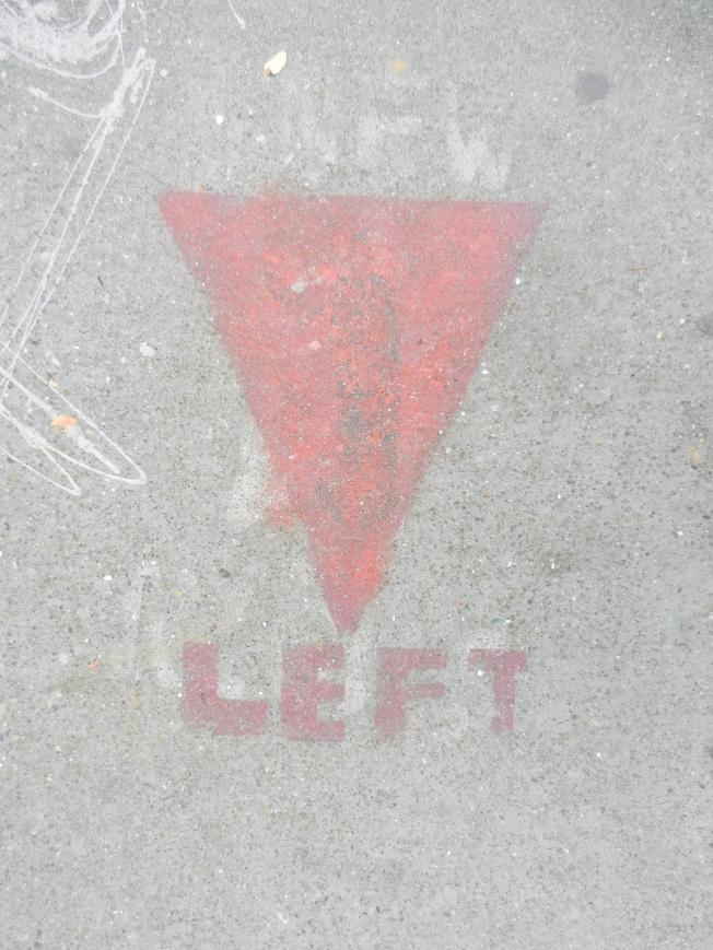 Left.