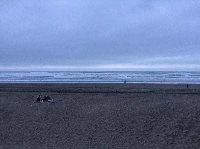 Grey-Set I, San Francisco, California, 5:26 p.m., 17 January 2015