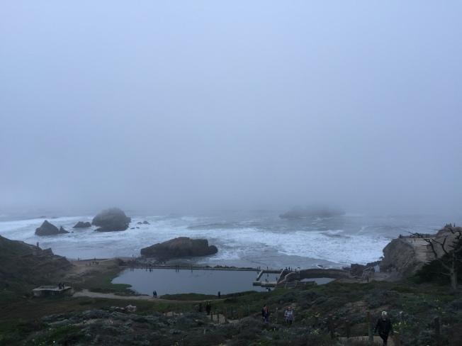 Seal Rocks, San Francisco, California, 19 January 2015, 4:49:53 p.m.