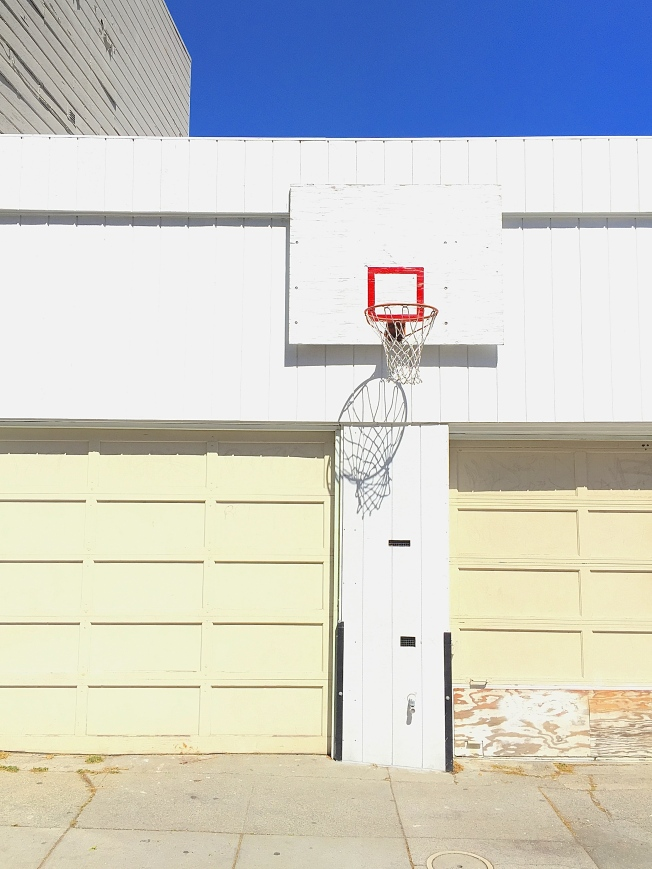 Basketball Hope, Lafayette Street, San Francisco, California, 29 March 2015, 1:53 p.m.