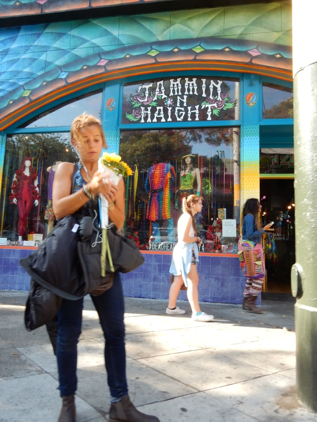 Jammin in the Haight, 2 August 2015