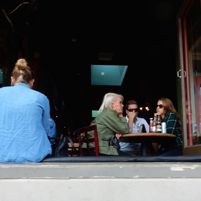 Sports Bar, Haight Street, 2 August 2015