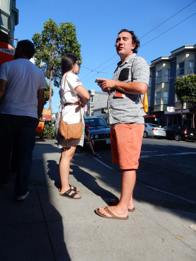 Haight & Cole, Haight Street, 2 August 2015