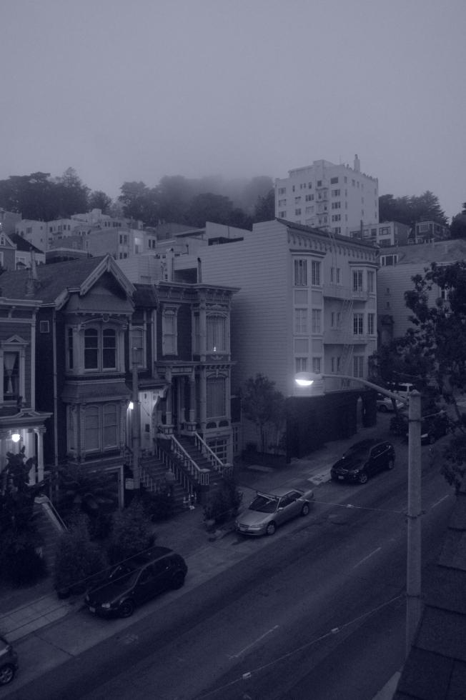 Early Morning, San Francisco, California, 12 September 2015, 8:57 a.m.