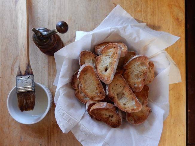 After Broiling, Plain, No Garlic