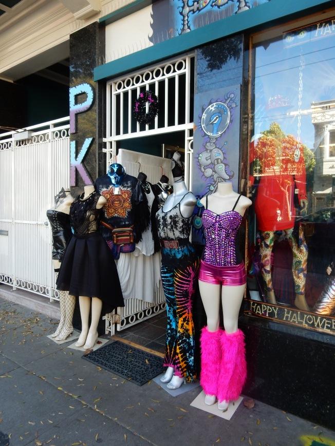 PKOK, Upper Haight, San Francisco, CA.